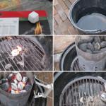 Je barbecue aansteken