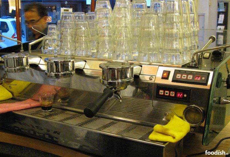 Een goede espresso maken