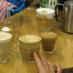 Espresso workshop cappuccino