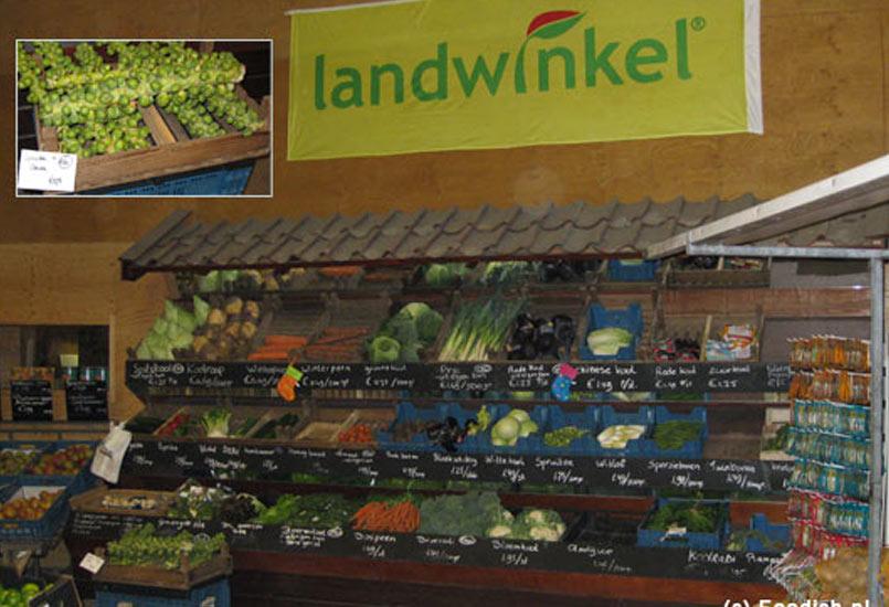 Boerenlandwinkel in Beverwijk