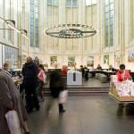 Coffeelovers in de Dominicanenkerk in Maastricht