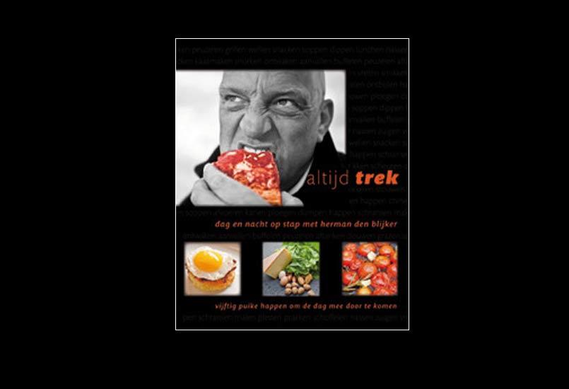 Cover Altijd trek van Herman den Blijker en Jaap van Rijn