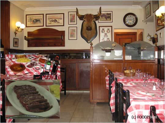 Restaurant El Buey - Madrid