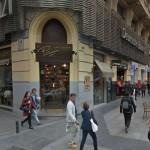 Le Pain Quotidien in Madrid