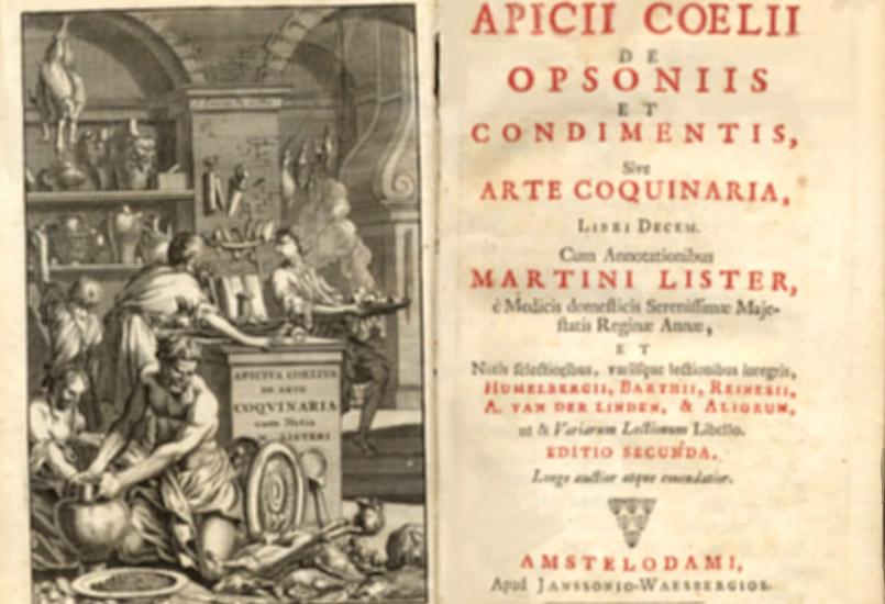 Kookboek Apicius