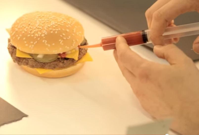Hamburger fotografie