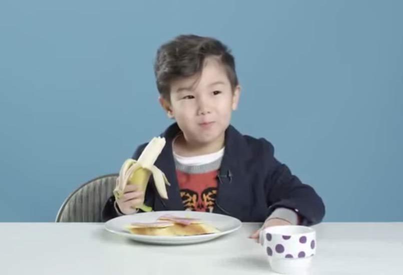 Ontbijtje kinderen