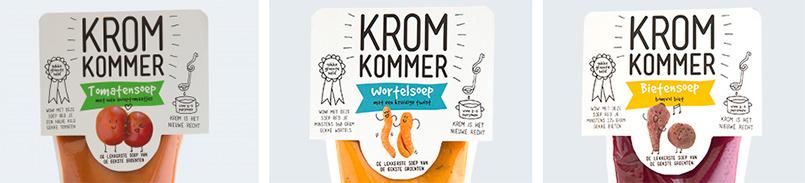 Kromkommer soep