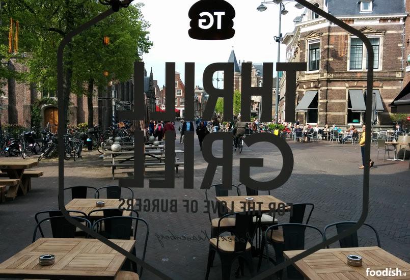 De Thrill Grill in Haarlem