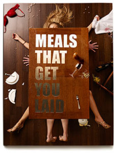 Cover boek Meals that get you laid
