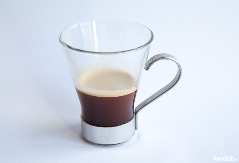 Marocchino uit Milaan - espresso