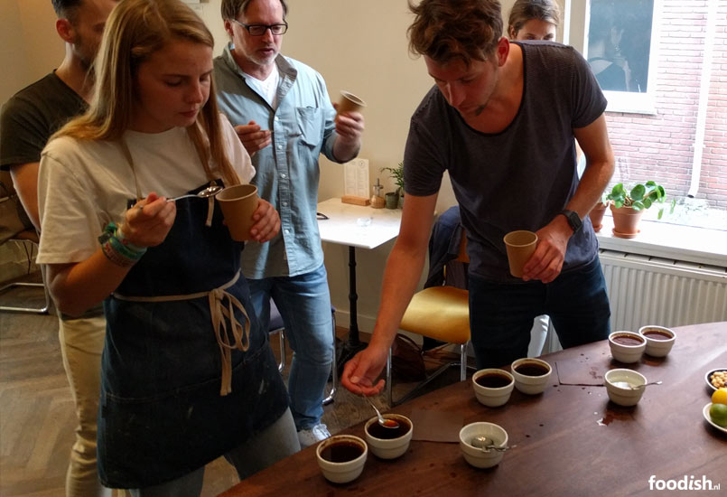 Coffee Cupping - proeven