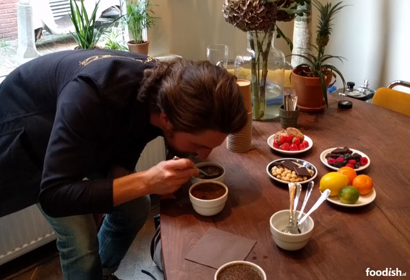 Coffee Cupping - ruiken